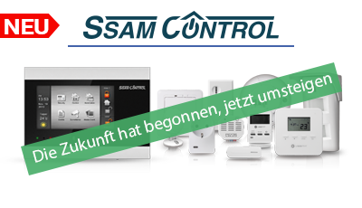 SSAMControl Safe Smart Home